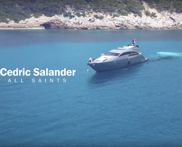 "Cedric Salander ""All Saints"" Official Video - M-Sol Records"