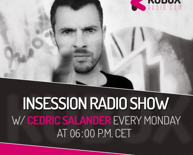 INSESSION RADIO SHOW ON KUBOX RADIO
